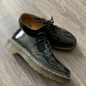 Dr martens 1461 patent leather oxfords